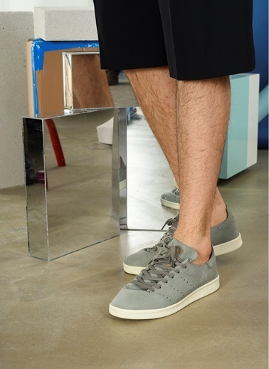 adidas Stan Smith Lea Sock Renkli
